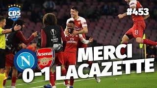 Naples vs Arsenal (0-1) LIGUE EUROPA - Débrief / Replay #453 - #CD5