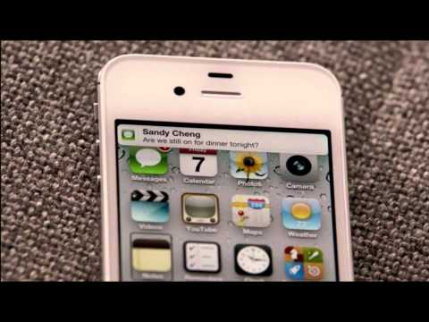 Apple - Introducing GLaDOSiri on iPhone 4S