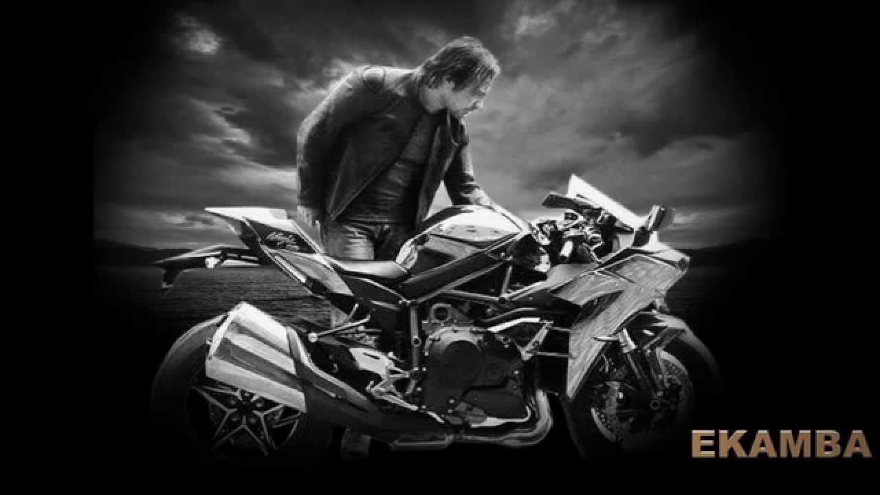 Kawasaki H2 0 100 идеи изображения мотоцикла