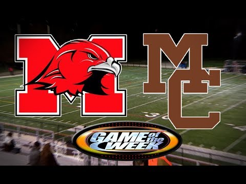 Maine South Vs Mt. Carmel - CN100 Game Of The Week Highlights