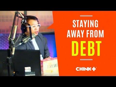 STAYING AWAY FROM DEBT (Habang 'di pa Nakakaalis ng Bansa)