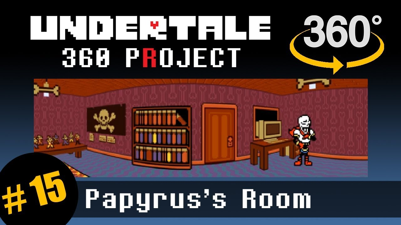 Papyrus S Room