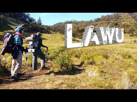 Pendakian Gn.LAWU via Candi CETHO