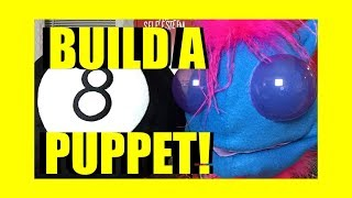 How to Make a Puppet From a Plush Livestream