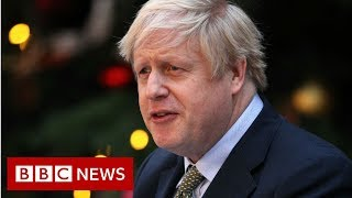 UK PM Boris Johnson Speaking outside Downing Street - BBC News