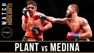 Plant vs Medina HIGHLIGHTS: PBC on FOX - February 17, 2018