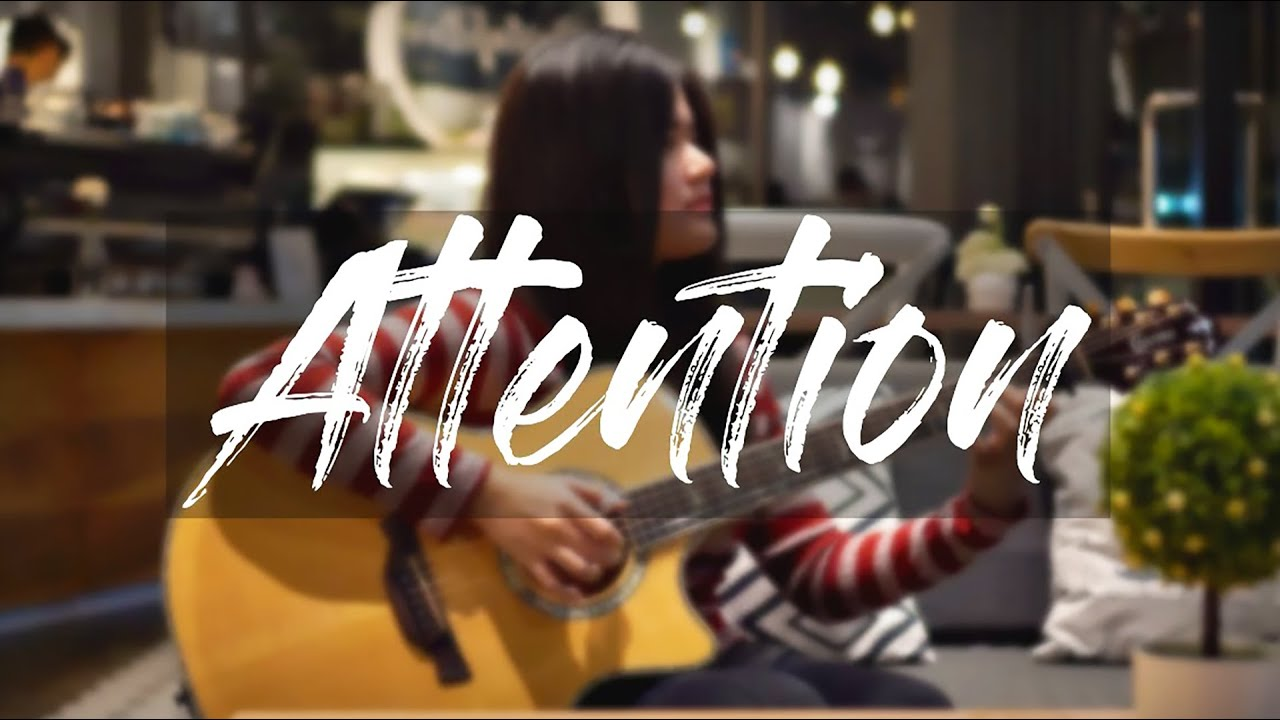 (Charlie Puth) Attention - Josephine Alexandra | Fingerstyle Guitar Cover #1