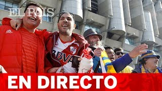 DIRECTO | Programa especial de la final de la Copa Libertadores River Plate - Boca Juniors