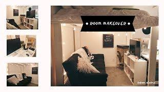 REDOING MY ROOM 2019 LOFT   Tatum Elaine