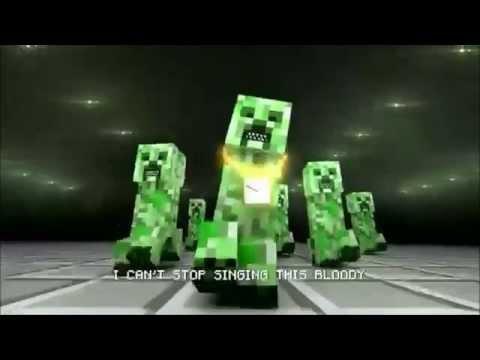 [Minecraft Music Video] I m a Creeper