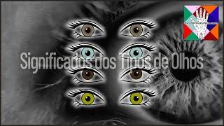 Leitura de Rosto: Olhos e Significados | Ciências Ocultas por ILUMINA