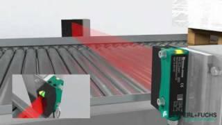 Pepperl+Fuchs Retro-Reflective Area Sensor