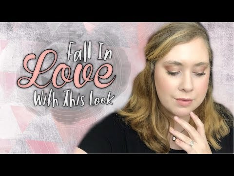 LOVE INSPIRED VALENTINES DAY MAKEUP || Cassandra Joy