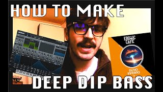 [TUTORIAL] How to make the Deep Dip dubstep bass sound