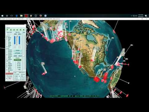 10/04/2016 -- New Unrest Brewing in Pacific -- 𝔼𝕒𝕣𝕥𝕙𝕢𝕦𝕒𝕜𝕖𝟛𝔻 𝓵𝓲𝓿𝒆 𝓼𝓽𝓻𝒆𝓪𝓶