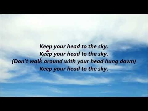 "Earth, Wind & Fire - ""Keep Your Head To The Sky"" (w/lyrics)"