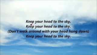"Earth, Wind & Fire - ""Keep Your Head To The Sky"" (w/lyrics)"