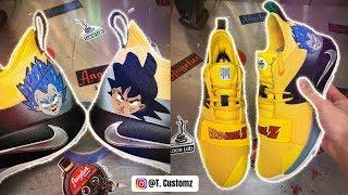 Custom New Dragon Ball Z PG 2.5's