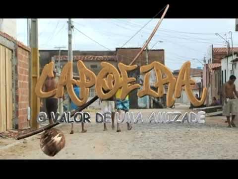 Filme: Capoeira, o valor de uma amizade.