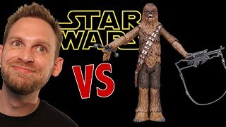 Star Wars The Black Series Chewbacca Figure Unboxing