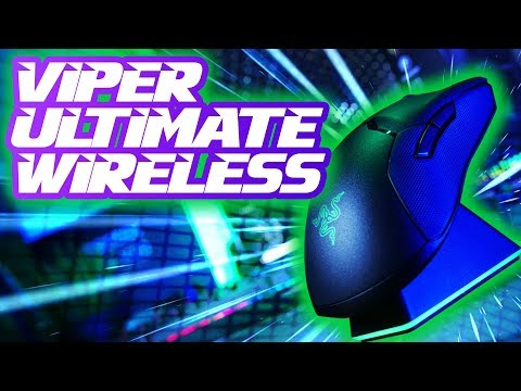 Razer Viper Ultimate Review: New Wireless King??