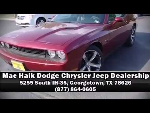 2015 dodge challenger san antonio tx coming soon mac haik youtube. Black Bedroom Furniture Sets. Home Design Ideas