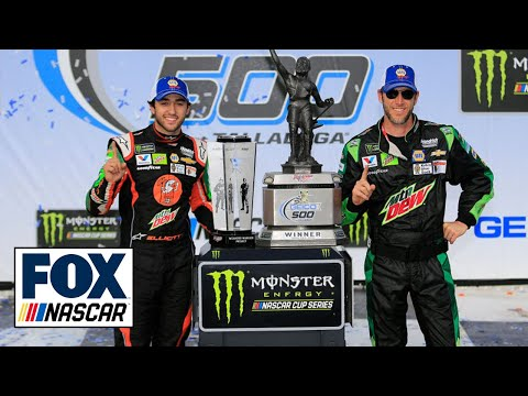 Winner's Weekend: Chase Elliott and Alan Gustafson at Talladega ...