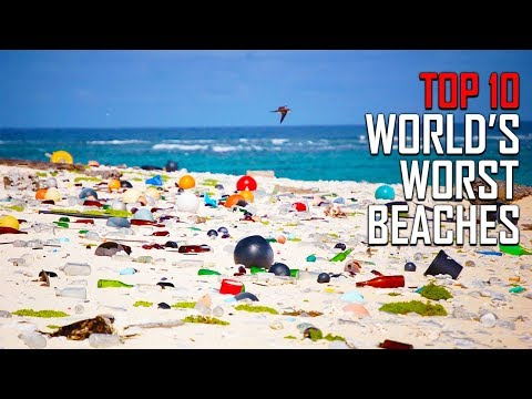 Top 10 Worst Beaches in the World to Avoid