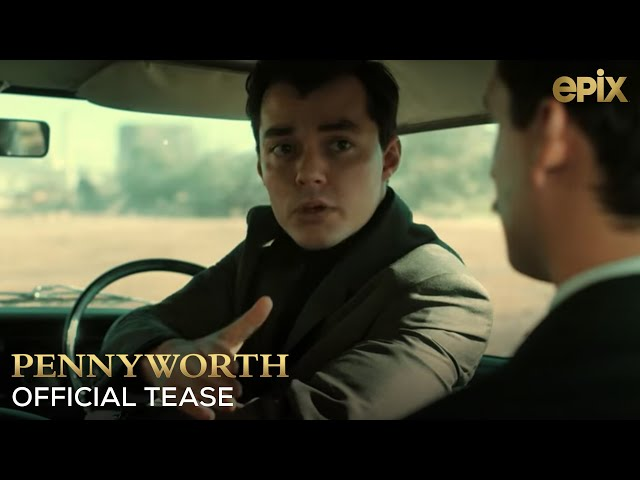 Pennyworth trailer stream