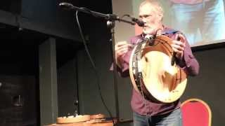 Rónán Ó Snodaigh on Bodhrán - Craiceann 2015 video notes