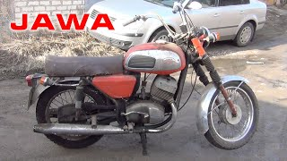 Caution! After this video, you will want to buy a JAWA motorcycle