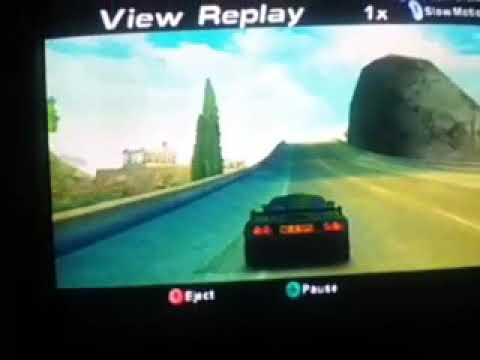 Need for speed hot pursuit 2 NFS Mclaren F1 LM delivery