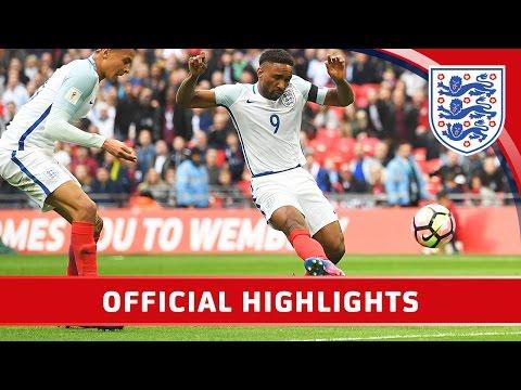 Голы Дефо и Варди принесли сборной Англии победу над командой Литвы