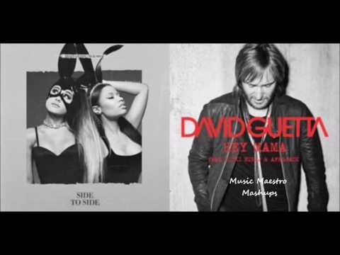 Side To Side/Hey Mama [Mashup] - Ariana Grande, Nicki Minaj & David Guetta