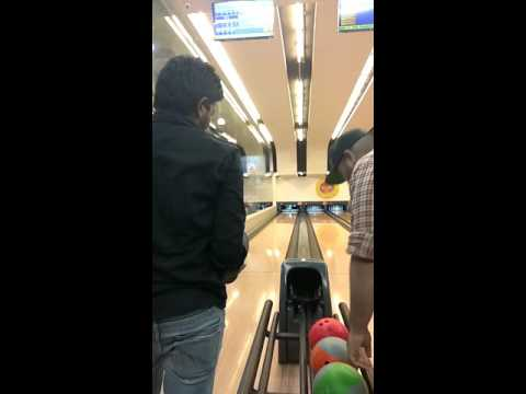 Bowling at forum mall in hyderabad