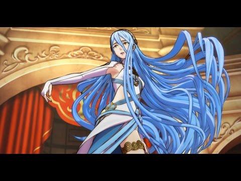 Fire Emblem if/Fates 白き歌姫   Light Song + Instrumental - Azura's Dance   Full