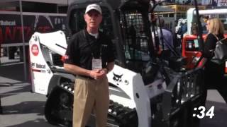 1-Minute Manager's Edge: Bobcat T450 Compact Track Loader