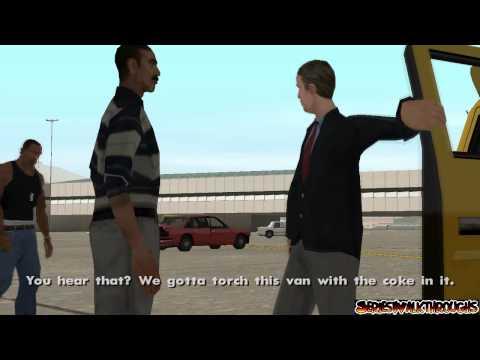 GTA San Andreas - Mission #49 Mike Toreno HD