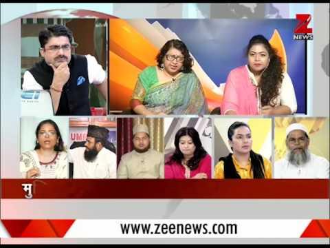 Triple Talaq : Maulana's have mocked Islam; its time to rule out them, says Tahira Hasan