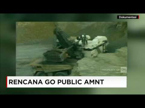 Rencana Go Public AMNT