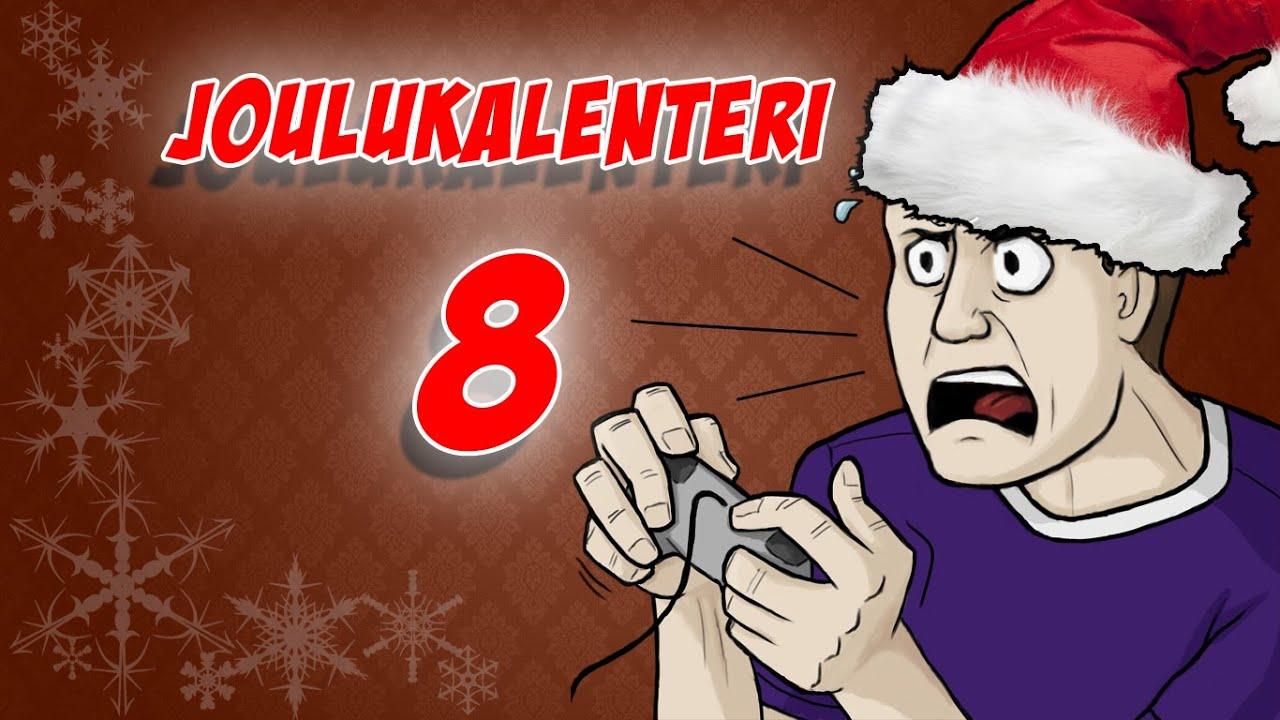 Joulukalenteri Luukku 8