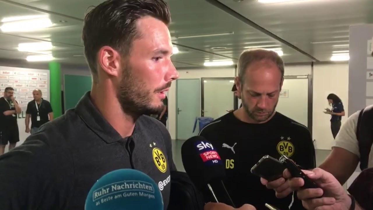 Roman Bürki über Bad Ragaz, BVB-Fehler und Axel Witsel