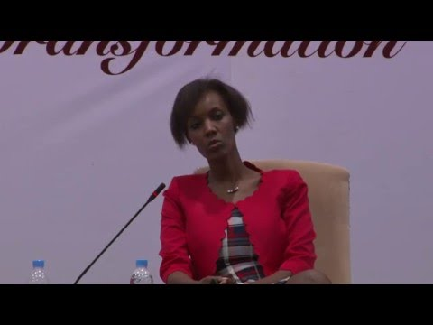 Global Women's Summit - Rwanda. Panel discussion #3