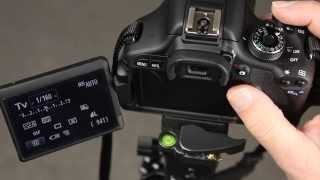 canon 600D Selecting AV, TV and Manual modes(This video is part of a series of tutorials for the Canon 600D. If you want any help with other settings please let me know and I'll see what I can do., 2014-03-27T19:06:52.000Z)