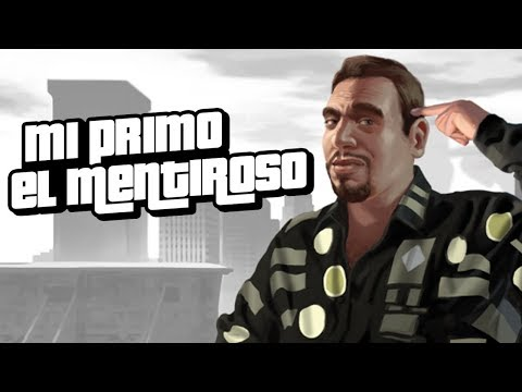 Grand Theft Auto IV con Fedelobo (Intro)