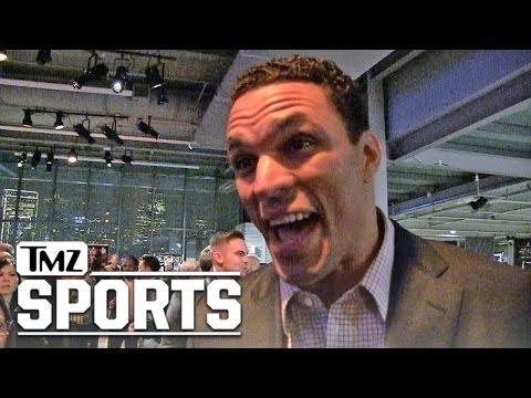 Tony Gonzalez Talks Jock Blocks Travis Kelce Dating Show | TMZ Sports