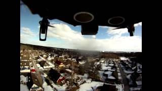 Parrot A.R. Drone 2.0, GoPro HERO 2, Spektrum DX6i, DroneTec Quad Mod in Västerås, Sweden