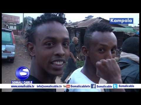 Barnaamij Xiiso Badan Oo Laga Diyaariyay Magaalada Kampaala  Ee Caasimada Dalka Uganda