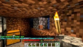 Minecraft-Aventures en serveur avec jurasick(serialjocker)