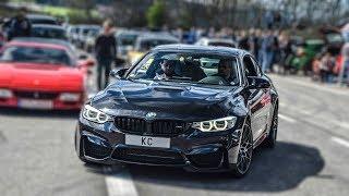 BMW M4 F82 Decat M Performance Exhaust!